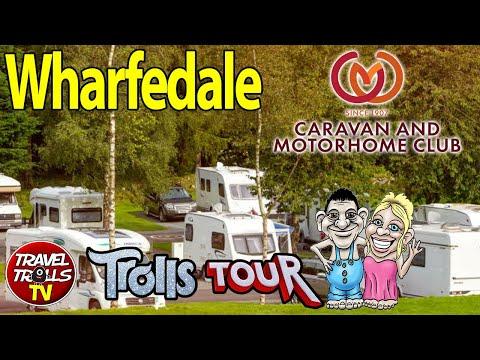 Wharfedale Caravan & Motorhome Club Tour