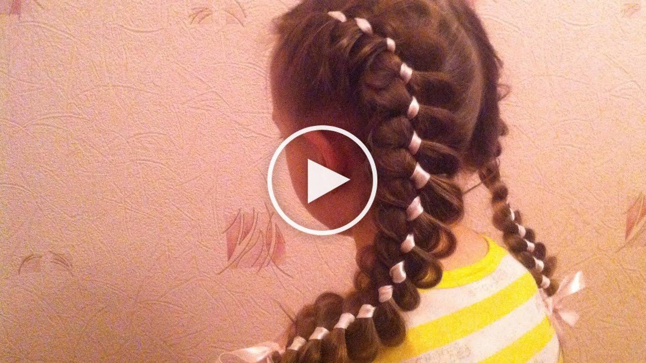 Как плести красивые косы: 6 вариантов разной сложности 83