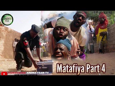 Download MATAFIYA Part 4 | Episode 4 | Sabon Shiri Latest Hausa Films 2021 Arewa Team