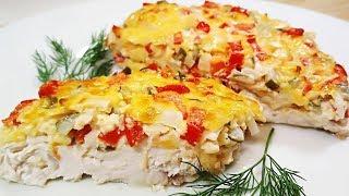 Дежурный ужин из курицы с солеными огурцами на все случаи жизни