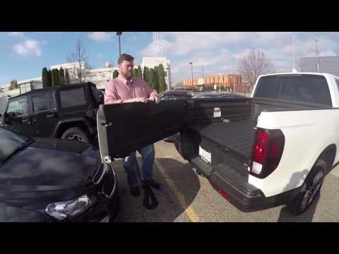 In The Garage With Jim O'Brien 2017 Honda Ridgeline