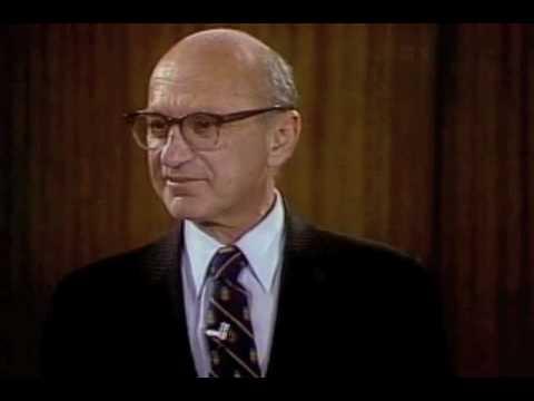 Milton Friedman - Illegal Immigration - PT 1