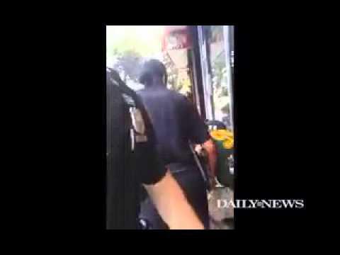 Staten Island NY Police Kill Black Man