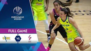 ZVVZ USK Praha v LDLC ASVEL Feminin  - Full Game - EuroLeague Women 2020-21
