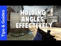 Angle Holding Guide : To Peek Or Not To Peek