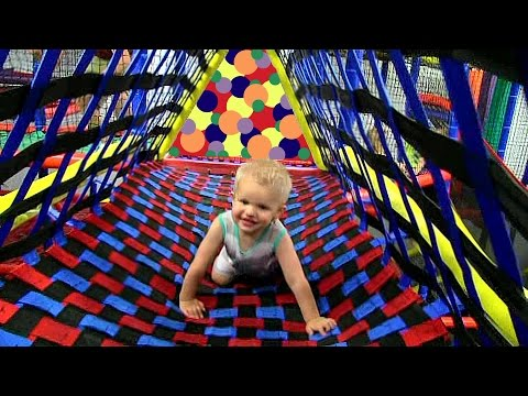 Thumbnail: Mount Playmore HUGE Indoor Playground