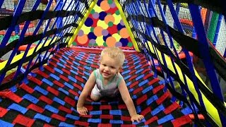 Mount Playmore HUGE Indoor Playground