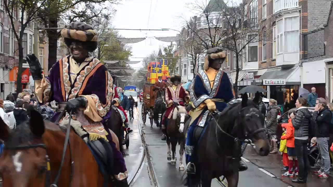 Sinterklaasintocht Den Haag Centrum Plein November 2019
