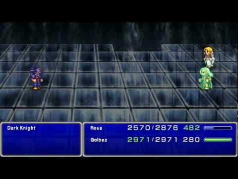 Final Fantasy IV The After Years (Final Tale, Part 1 ~ True Moon) - Dark Knight