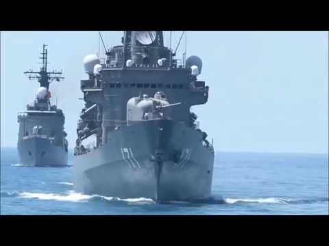 Freedom of Navigation Operation in South China Sea.