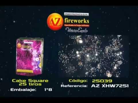 Pirotecnics AZ Fireworks Fuegos Artificiales Guayaquil Ecuador