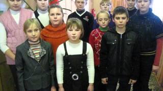 Учні БШ д. Яцковичі білоруським олімпійцям в Сочі