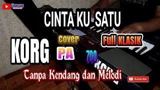 Download lagu CINTAKU SATU Full Klasik TANPA KENDANG MP3