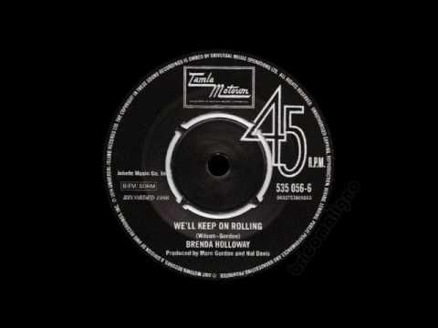 Brenda Holloway - We'll Keep On Rolling