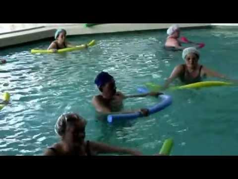 Sport salute attiva acqua gym per la terza et in piscine termali ad abano montegrotto terme - Piscine termali montegrotto ...