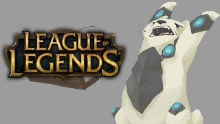How (not) To Play Volibear! - League of Legends Funny Moments