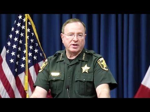 Sheriff Offering 'Special' Hurricane Shelter For Fugitives