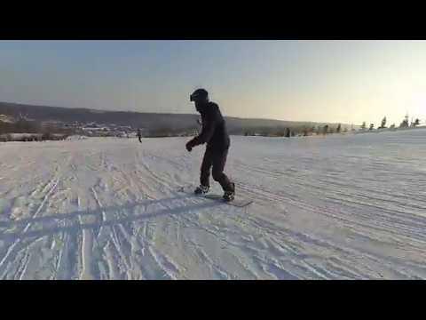 Przywidz 2017 Narty Snowboard - Stok Na Kaszubach- Yi
