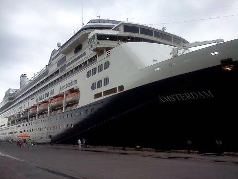 December 2011 Panama Canal cruise Holland America Amsterdam, Hollywood Beach Resort Ft Lauderdale