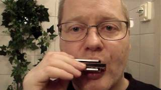 How to play Born In Chicago (intro). Paul Butterfield blues harmonica lessons with tabs