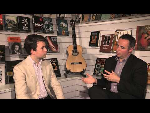 Guitars in Conversation Episode 5  Michael Ritchie
