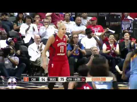 Maya Moore and Elena Delle Donne Are Dominating 2017