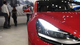 Inside Tesla's Model 3 Production Odyssey
