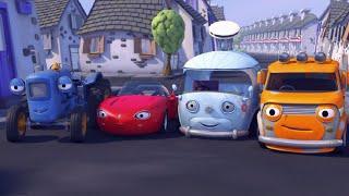 Олли Веселый грузовичок - Мультики про машинки - Икота - Серия 42 (Full HD)