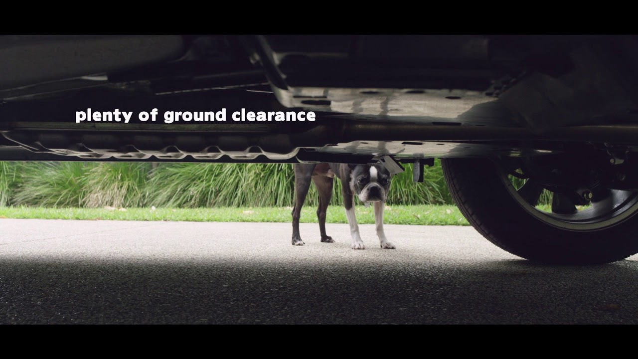 Ground clearance of subaru forester