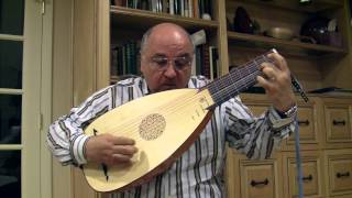 Fortune my Foe by John Dowland for Renaissance Lute