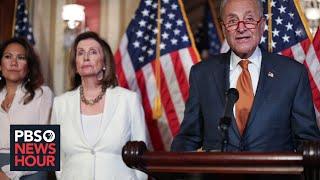 WATCH LIVE: Nancy Pelosi, Chuck Schumer to weigh in on Supreme Court DACA case