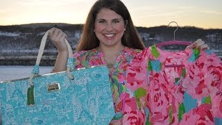 Lilly Pulitzer Haul Spring 2014 and Resort Thumbnail