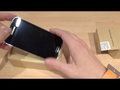 Samsung Galaxy S5 mini Unboxing