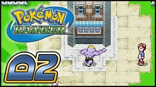 Pokémon Ranger - Episode 2 | Those Damn Skitty!