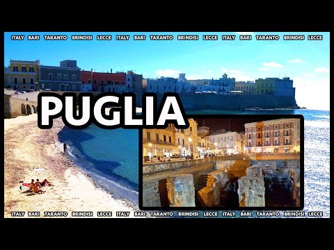 Amazing Puglia Italy: Travel Guide, Beaches, Wine, Gallipoli, Lecce, Alberobello, Ostuni