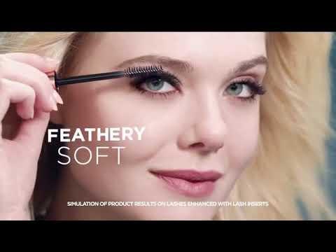 709e6766ca0 LOreal Paris Lash Paradise TV Commercial, Feathery Feat Elle Fanning iSpot  tv