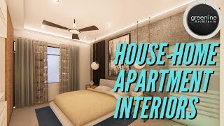 Moden House Interior Design concept / Apartment Interior Design in Lucknow