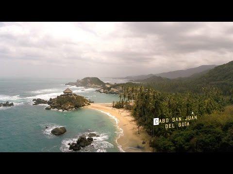 Parque Tayrona Colombia Santa Marta, Costa Caribe - Cómo viajar, Qué visitar ?