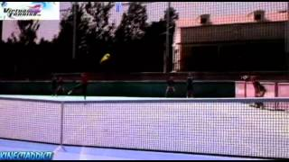 Xbox 360 Kinect Game Virtua Tennis Review