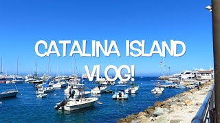 Catalina Island Vlog!
