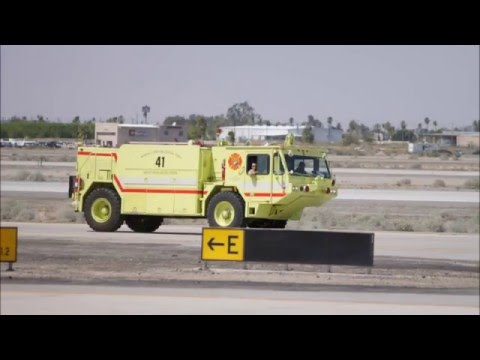 Tragic Plane crash at Yuma International Airport during MCAS Air Show, Aeromodelers