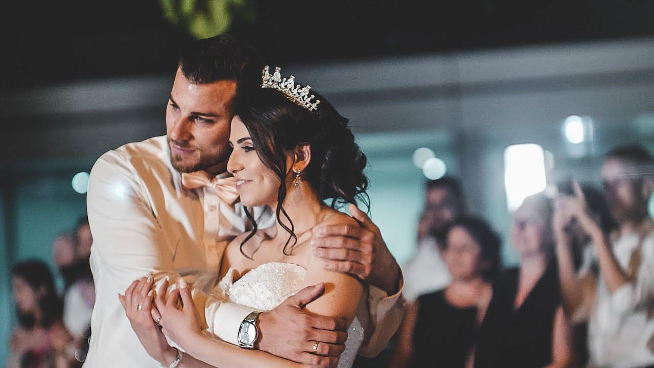 Bei Diesem Ehegelubde Kommen Euch Die Tranen Deutsch Turkische Hochzeit Sebahat Daniel Youtube