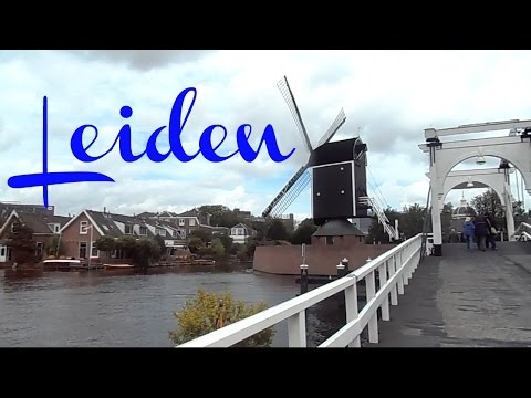 Trip to Leiden & Last Day in Amsterdam