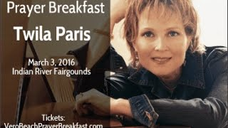 Podcast -Interview with Twila Paris