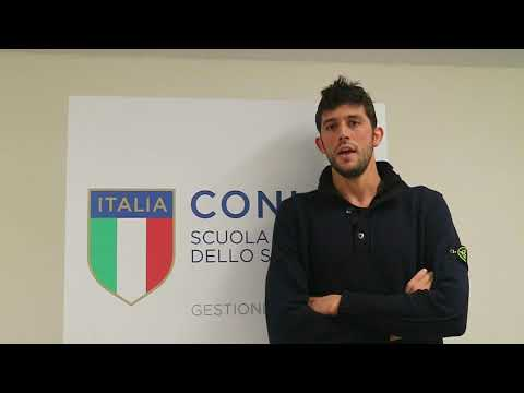 """Nicola Benedetti, """"Corso Nazionale CONI per Tecnici di IV Livello Europeo"""""""