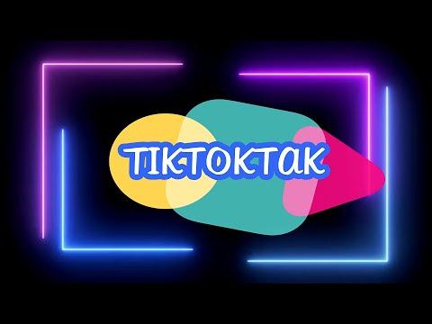 TIKTOKTAK Channel Trailer