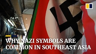 From swastika flags to Hitler T-shirts: why Nazi symbols are common in Southeast Asia