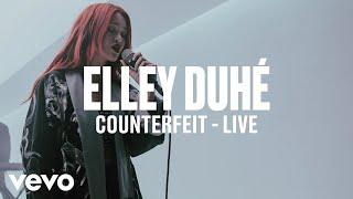 Elley Duhé - COUNTERFEIT (Live) | Vevo DSCVR ARTISTS TO WATCH 2019
