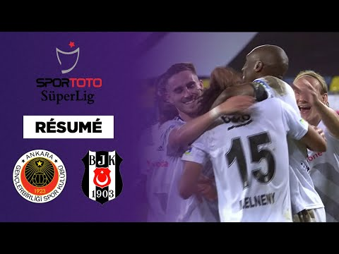 SüperLig : Nkoudou et Besiktas terminent sur le podium !