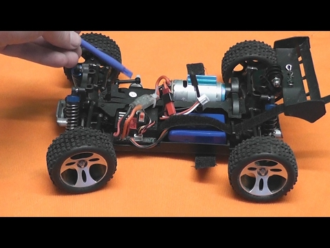 RC Car Servo Twitching: Quick  Fix; Vortex A959 Roadster